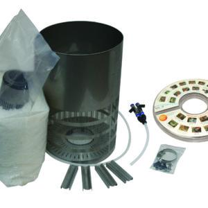 piezas o partes de filtros